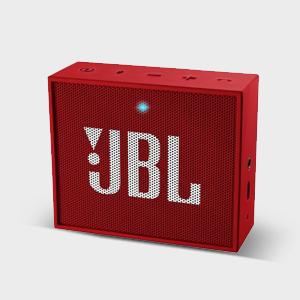 Piros JBL hangszóró