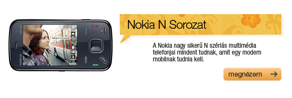 Nokia N sorozat