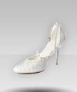 Menyasszonyi, menyecske cipő