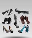 Női cipőcsomag