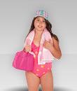 Gyerek, kamasz fürdőruha, úszónadrág