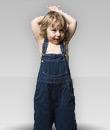 Gyerek, kamasz overall