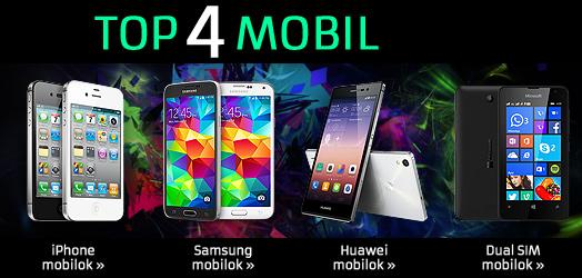 Top 4 mobil