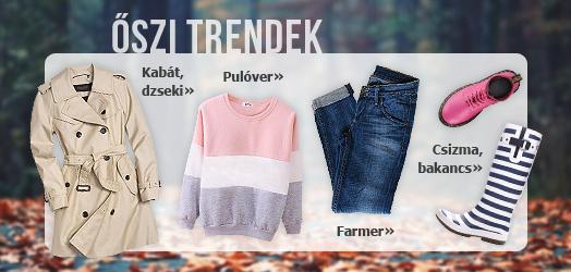 Őszi trendek