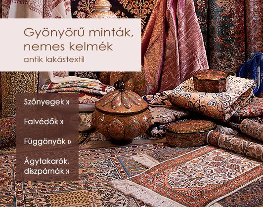 antik lakástextil