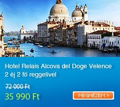 Hotel Relais Alcova del Doge Velence 2 �j 2 f� reggelivel