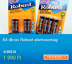 64 db-os Robust elemcsomag