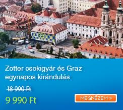 Zotter csokigy�r �s Graz egynapos kir�ndul�s