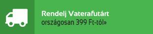 Házhoz visszük - Rendeljen Vaterafutárt országosan 399 Ft-tól